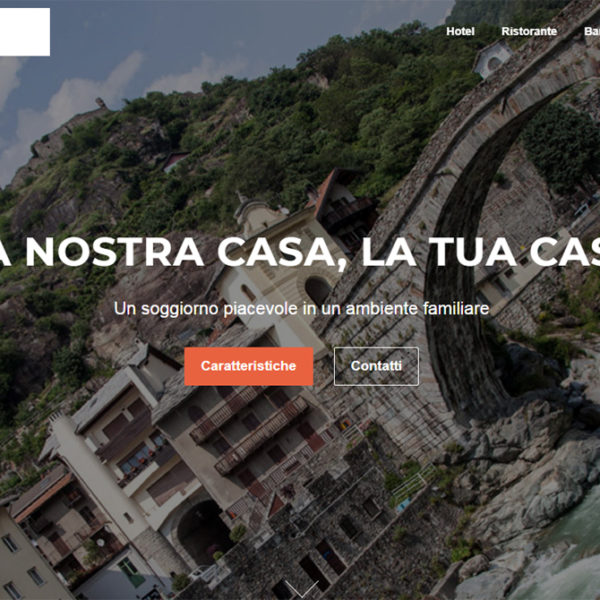 Hotel Ristorante Ponte Romano